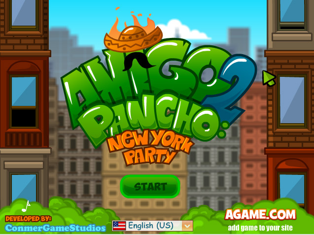 Play Amigo Pancho 2