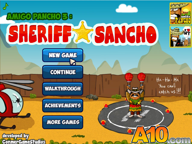 Play Amigo Pancho 3