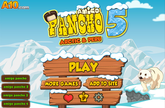 Play Amigo Pancho 5